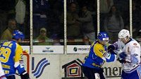 Hokejisté Chomutova ovládli severočeské derby proti Ústí