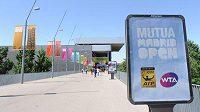 Tenisový turnaj v Madridu se uskuteční virtuálně.