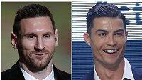 Je nejlepším fotbalistou historie Lionel Messi? Nebo snad Cristiano Ronaldo?