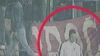 Muž ze záběru kamer na stadiónu se sám přihlásil policii