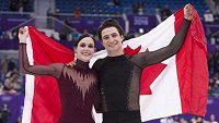 Úspěšný kanadský taneční pár Tessa Virtueová a Scott Moir ukončil kariéru.