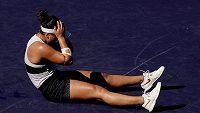 Bianca Andreescuová už chtěla tenisu nechat.