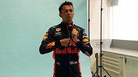 Alexander Albon bude jezdit v týmu Red Bull.