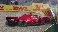 Sebastian Vettel chce odčinit loňské fiasko.