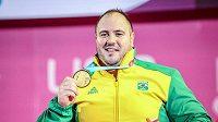 Brazilský vzpěrač Fernando Reis přijde kvůli dopingu o účast na OH v Tokiu.