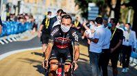 Belgický cyklista ze stáje Lotto Soudal Philippe Gilbert.