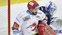 Hokejový útočník Michael Špaček odchází z mistrovského Třince do Frölundy