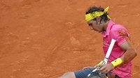 Španělský tenista Rafael Nadal na French Open