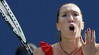 Srbská tenistka Jelena Jankovičová