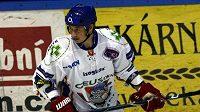 Kladenský hokejista František Kaberle
