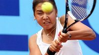 Kazašská tenistka Zarina Dijasová
