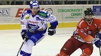 Hokejisté Komety zdolali v úvodním utkání play-off Olomouc.