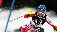 Rakouský lyžař Benjamin Raich