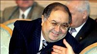 Jeden z vlastníků Arsenalu Londýn Ališer Usmanov