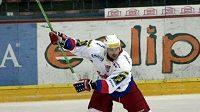 Marek Posmyk míří do Litvínova.
