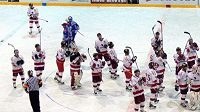 Hokejisté Olomouce. Archivní foto