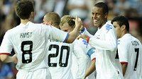 Fotbalisté FC Kodaň se radují, jsou blízko k postupu do třetího předkola Ligy mistrů.