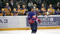 Jan Marek oslavuje gól proti Atlantu - ilustrační foto