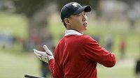 Americký golfista Anthony Kim na Presidents Cupu