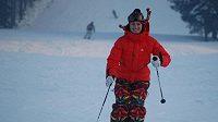 Nikola Sudová už trénuje na sněhu