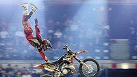 Americký freestyleový jezdec Jeremy Lusk