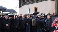 S Alexejem Čerepanovem se přišly rozloučit tisíce lidí - ilustrační foto