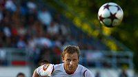 Slávista Stanislav Vlček moc dobře ví, že jeho tým teď musí zabrat, jinak ztratí celou sezónu.