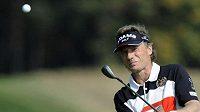 Bernhard Langer na seniorském golfovém turnaji Casa Serena Open