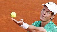 Český tenista Tomáš Berdych