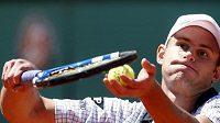 Americký tenista Andy Roddick