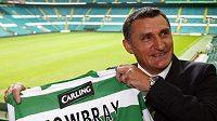 Nový trenér Celticu Glasgow Tony Mowbray