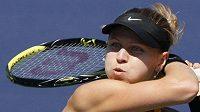 Lucie Šafářová na US Open
