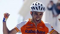 Španělský cyklista Juan Manuel Garate