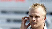 Finský pilot McLarenu Heikki Kovalainen bude v Maďarsku obhajovat vítězství.