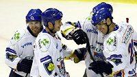Radost kladenských hokejistů