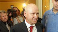 Nový předseda ČMFS Ivan Hašek