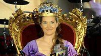 Vítězkou veřejné ankety o nejlepšího lyžaře České republiky Král bílé stopy 2009 se stala Šárka Záhrobská