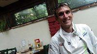 Cyklista Roman Kreuziger si před Tour s jídelníčkem velké vrásky nedělá.