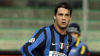 Fotbalista Interu Milán Christian Chivu