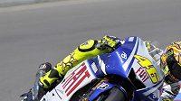 Italský závodník třídy Moto GP Valentino Rossi