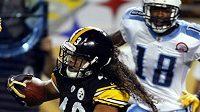 Opora Pittsburghu Steelers Troy Polamalu je zraněná - ilustrační foto.