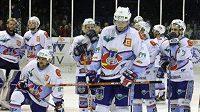 Hokejisté Chomutova - ilustrační fotografie