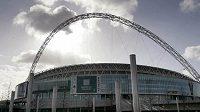 Zbrusu nový fotbalový chrám Wembley