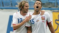 Čeští reprezentanti si v žebříčku FIFA polepšili.