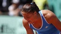 Dinara Safinová po postupu do finále French Open