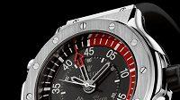 Speciální hodinky pro rozhodčí na fotbalovém Euru 2008
