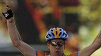 Americký cyklista Tyler Farrar