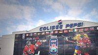 Stadión Colisée Pepsi v Quebecu
