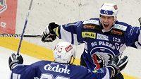 Hokejisté Plzně Straka a Vlasák budou mít možná nového spoluhráče.