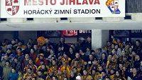 Fanoušci Dukly Jihlava se možná dočkají extraligového hokeje.
